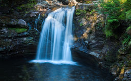 Falls of Falloch Royalty Free Stock Photography