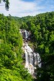 falls full view whitewater Стоковые Изображения