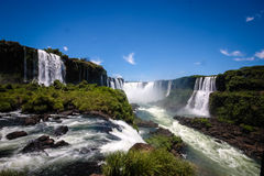 falls iguazu στοκ εικόνες