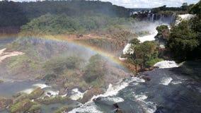 falls iguazu Στοκ Φωτογραφίες