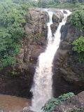Falls. India nature Royalty Free Stock Photo