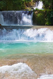 Falls on the island of Jamaica Royalty Free Stock Images