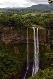 Falls in the isle of mauritius Royalty Free Stock Photos