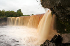Falls Jagala Royalty Free Stock Photos