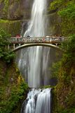 Falls Multnomah Stock Images