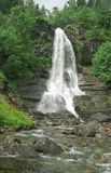 Falls in Norway Royalty Free Stock Photography