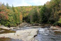 Falls - ohiopyle, PA stock images