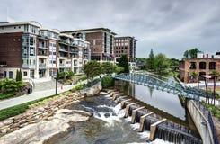 Falls Park Stock Images