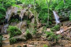 Falls Ridge Waterfall Royalty Free Stock Photography