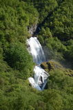 Falls of Sognefjord Royalty Free Stock Images