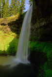 Falls. USA. Oregon state. Royalty Free Stock Image
