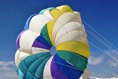 Fallschirm Stockbild