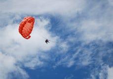 Fallschirm Lizenzfreie Stockbilder