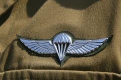 Fallschirmjäger IDF Lizenzfreies Stockfoto