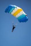 Fallschirmspringer Stockfoto