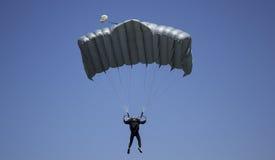 Fallskärmsjägare Arkivbilder
