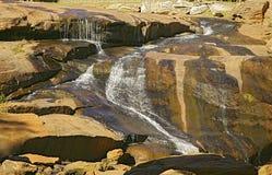 fallspark Arkivfoto
