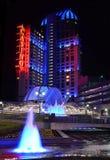 Fallsview Casino Resort at night Stock Photography