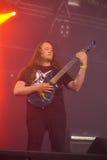 Fallujah Hellfest 2016 metal band Stock Photography