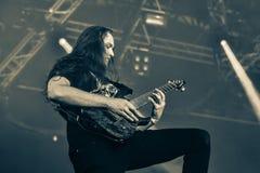 Fallujah Hellfest 2016 metal band Royalty Free Stock Photos