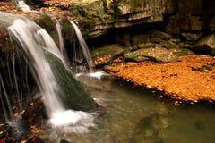 fallvatten Fotografering för Bildbyråer