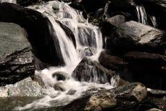 fallvatten Arkivfoto