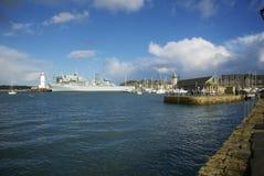 Falmouth, Cornwall, UK Stock Photo