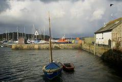 Falmouth, Cornwall, UK Royalty Free Stock Photos