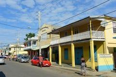 Falmouth du centre, Jamaïque photographie stock libre de droits
