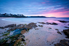 Falmouth Sunrise Royalty Free Stock Images