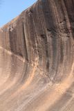 Falowa skała Fotografia Royalty Free