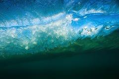 Falowy Lufowy Podwodny obrazy royalty free