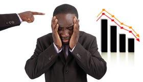 Falsche Investition Lizenzfreie Stockbilder