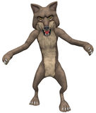Falscher Wolf Lizenzfreies Stockfoto