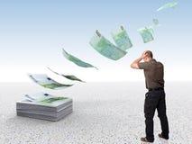 Falsches Geschäft Lizenzfreies Stockfoto