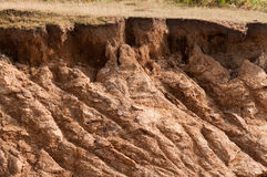 Falsches Land Stockfoto