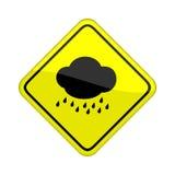 Falsches Wetter vektor abbildung