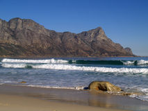 False Bay South Africa Stock Images