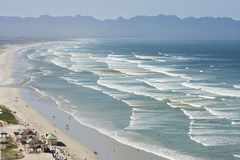 False Bay, South Africa Royalty Free Stock Image