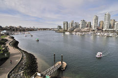 False Creek bay Royalty Free Stock Photography