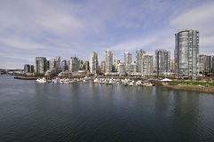 False Creek bay Royalty Free Stock Images