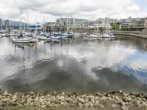 False Creek Marina Stock Photography
