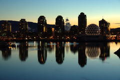 False Creek, Sunrise Royalty Free Stock Photo