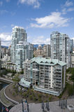 False Creek Vancouver royalty free stock photography