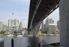 False Creek, Vancouver Royalty Free Stock Photography