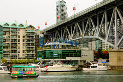 False Creek Yacht Club Stock Photos