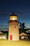 False Duck Island Lighthouse Royalty Free Stock Images