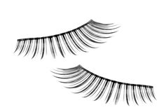 False eyelash Stock Photo