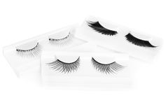 False eyelashes Royalty Free Stock Photos
