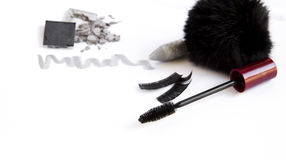 False eyelashes Royalty Free Stock Photo